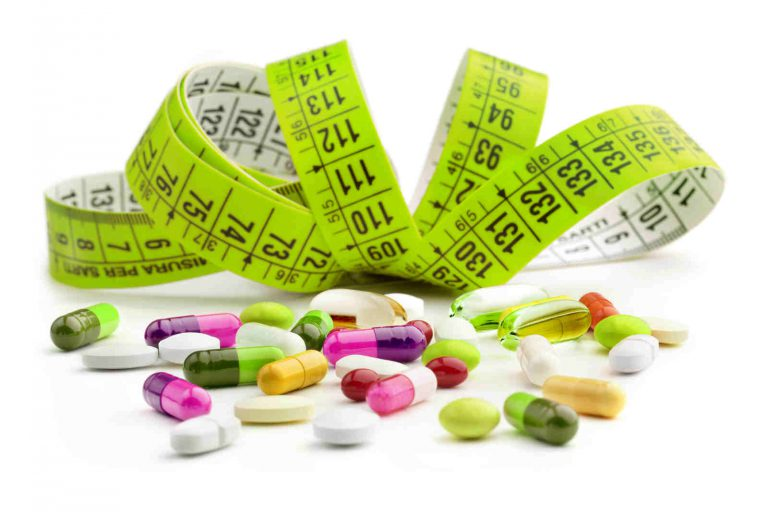 How to Lose Weight With Diet Pills
