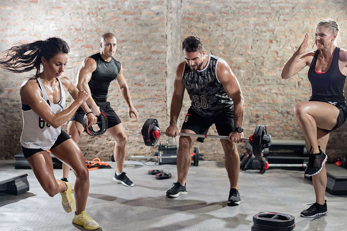 Interval Training for Weight Loss