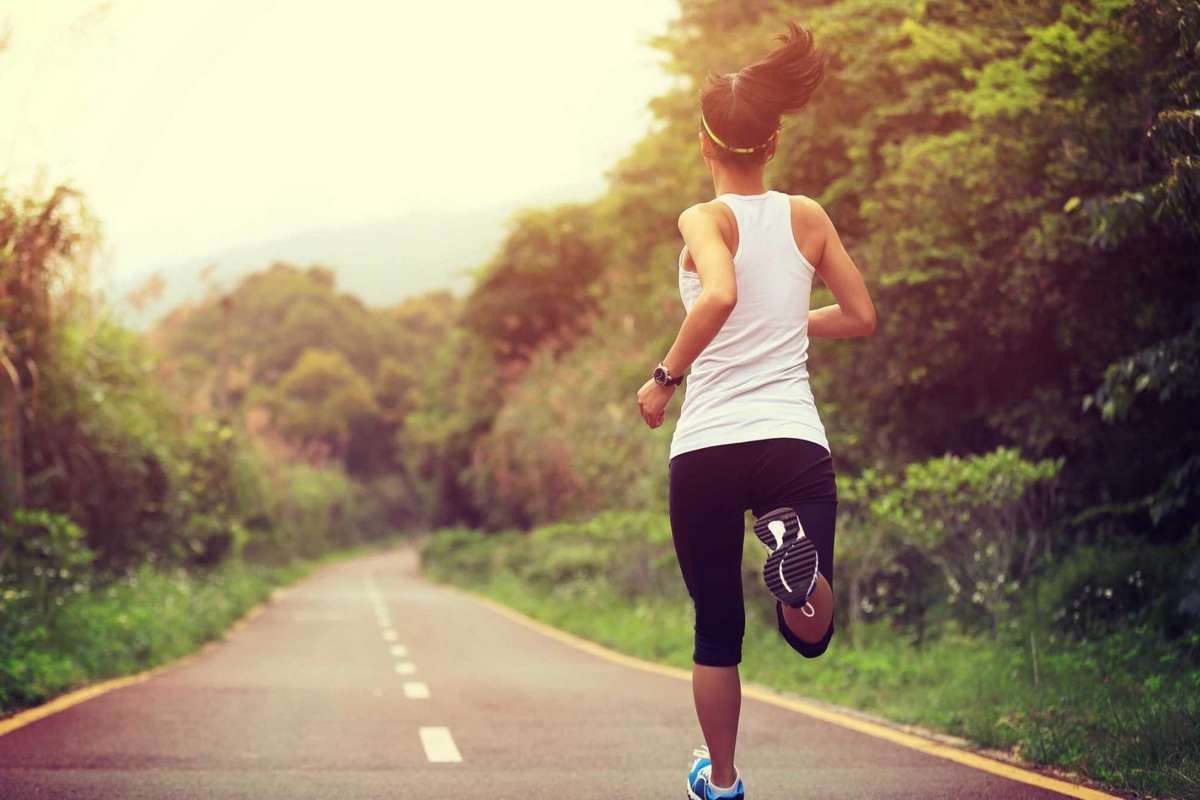 Run to Stay Lean